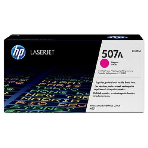 HP Magenta Toner 507A [CE403A] - Toner Printer HP